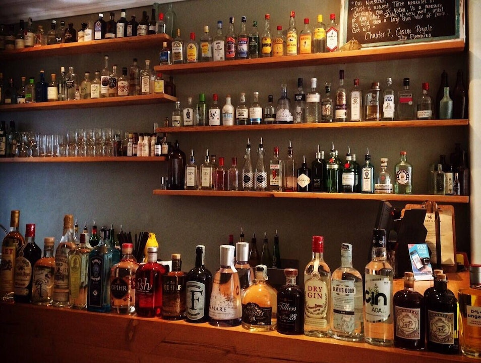 The Mother of All Gins in Cape Town