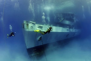 Kittiwake Shipwreck and Artificial Reef
