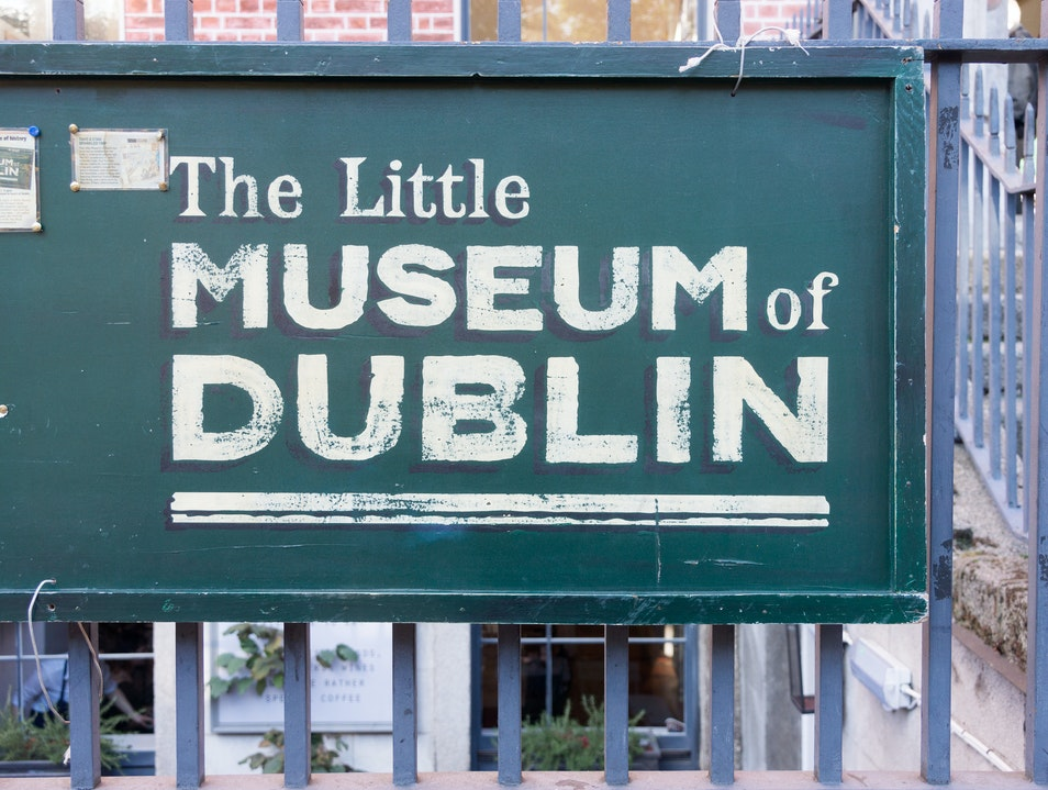 """Dublin's best museum experience."""