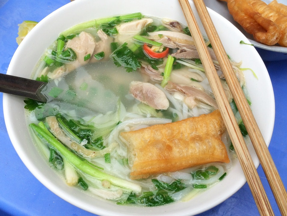 Best Chicken Pho in Hanoi