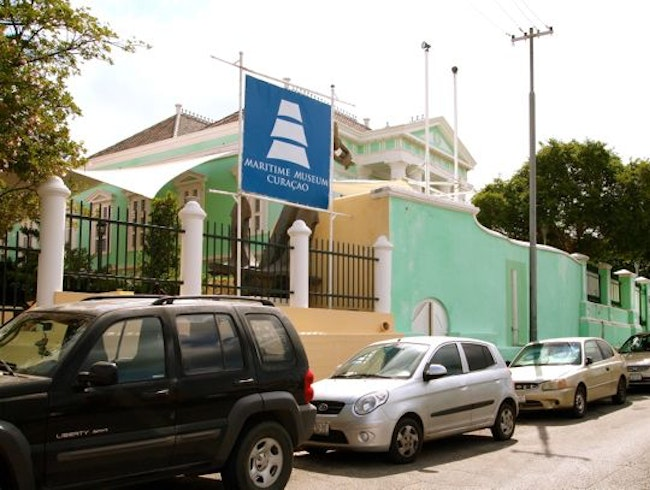 Bone up on your Curacao History at the Maritime Museum