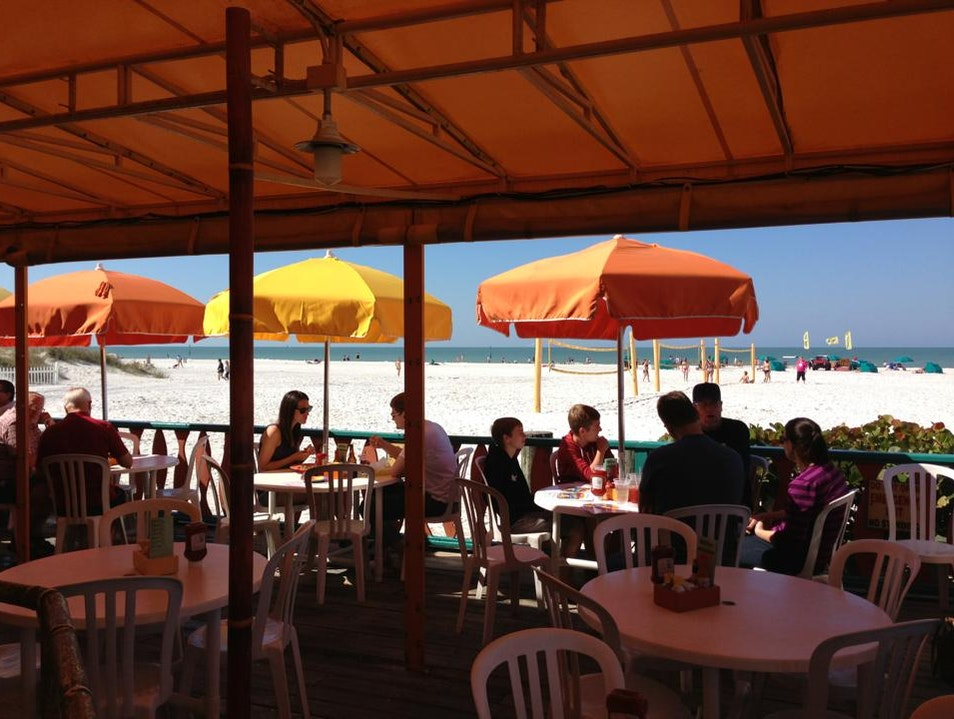 Clearwater Beach Florida Places To Eat