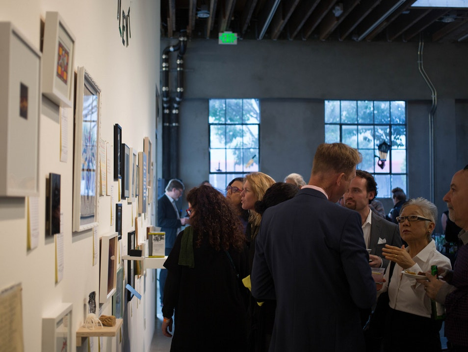 Visit Southern Exposure in the Mission to View Local Art San Francisco California United States