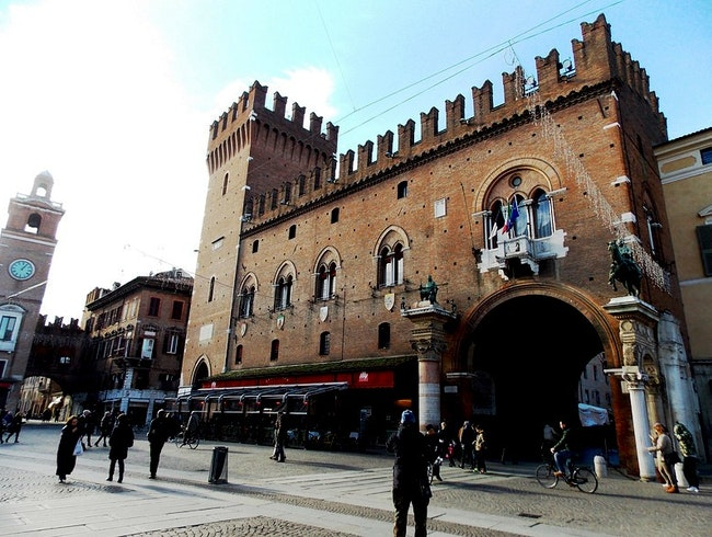 Ferrara's City Hall