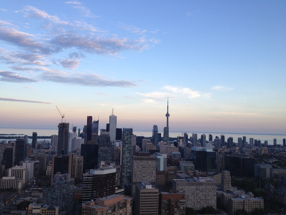 The Best View in Toronto Toronto  Canada