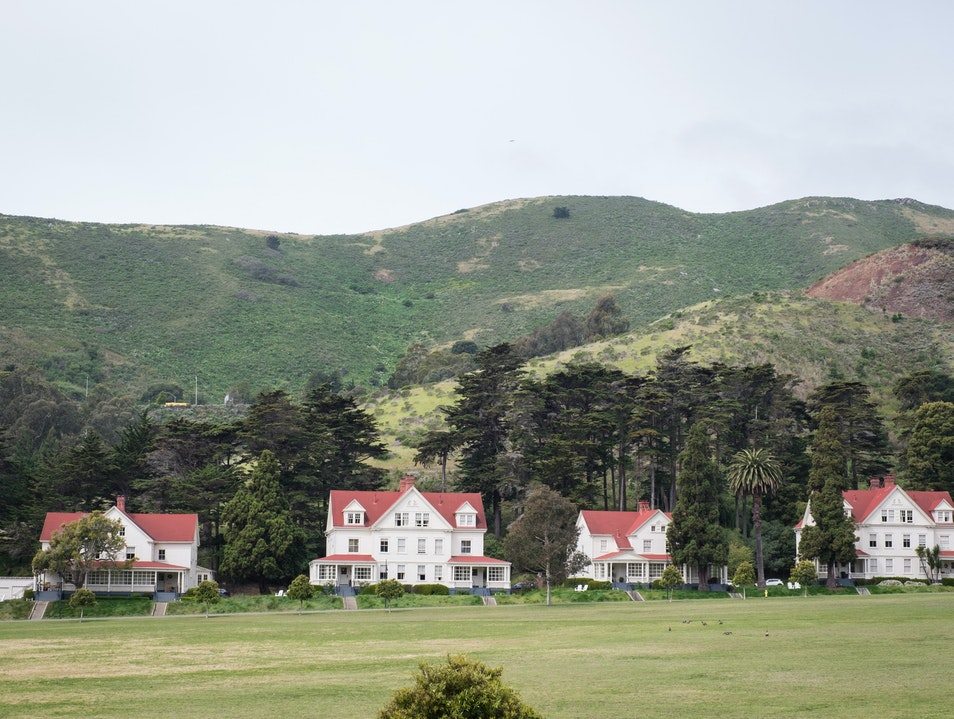 Cavallo Point San Francisco California United States