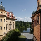 Pruhonice Park and Castle