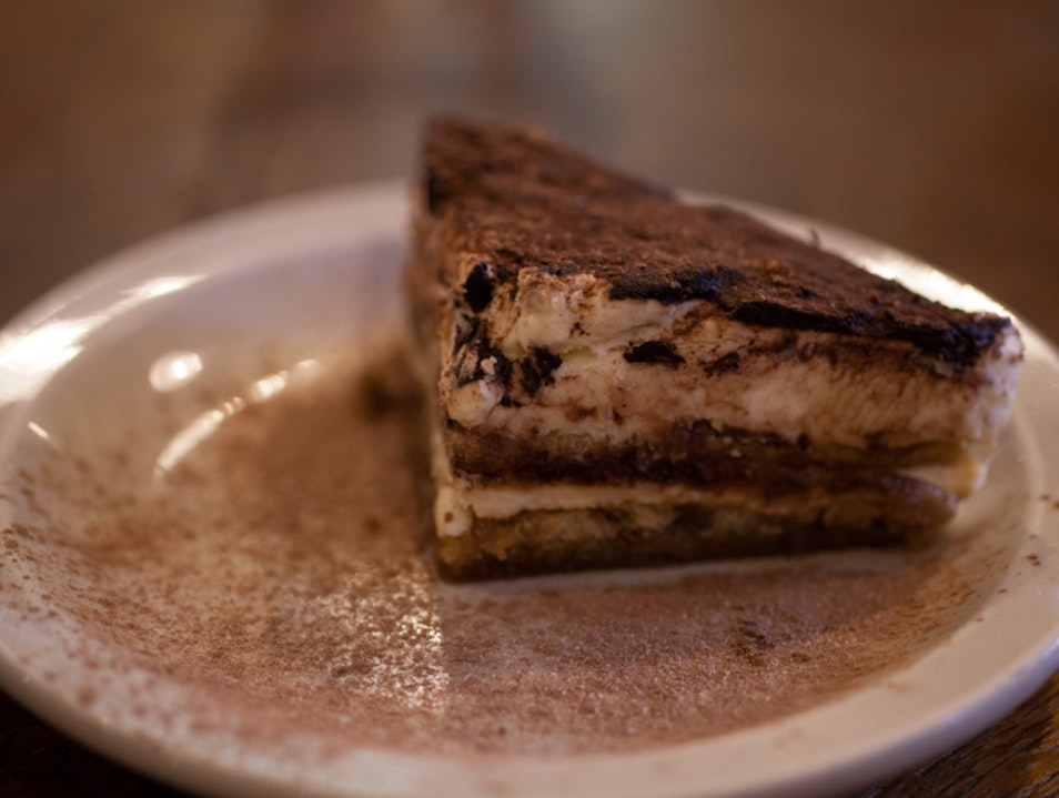 Ambrosia Cafe: Serving bakery delights and killer tiramisu Sacramento California United States