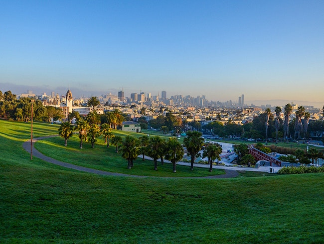 Experience the Old and the New at Mission Dolores in San Francisco