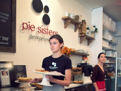 Pie Sisters Washington, D.C. District of Columbia United States
