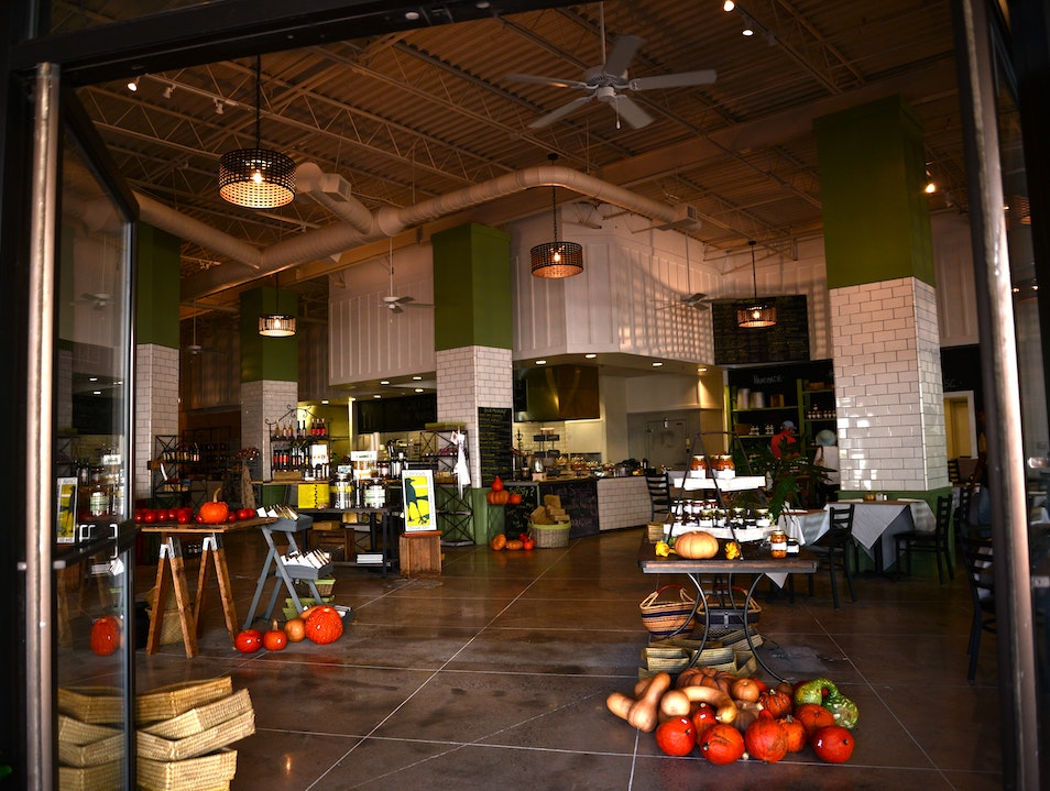 Southside's Own Rustic Produce Market