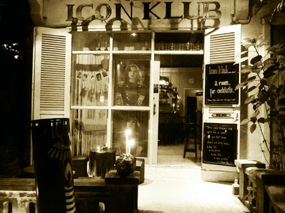 Icon Klub Bar Luang Prabang  Laos