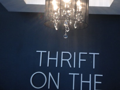 Thrift On The Ave (TOTA) Detroit Michigan United States