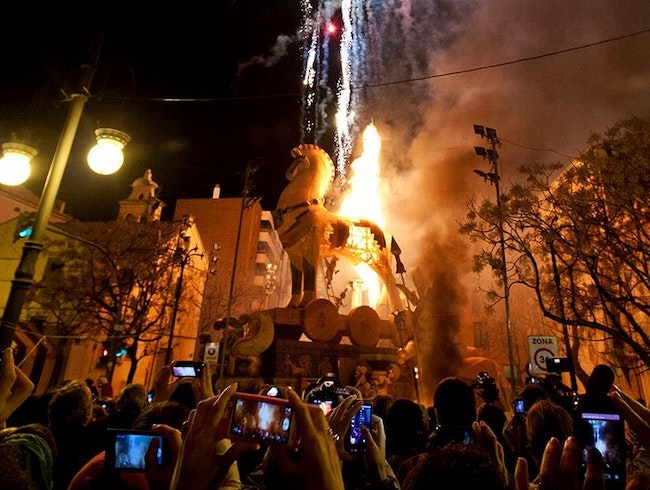 Fire it up!: Fallas of Valencia