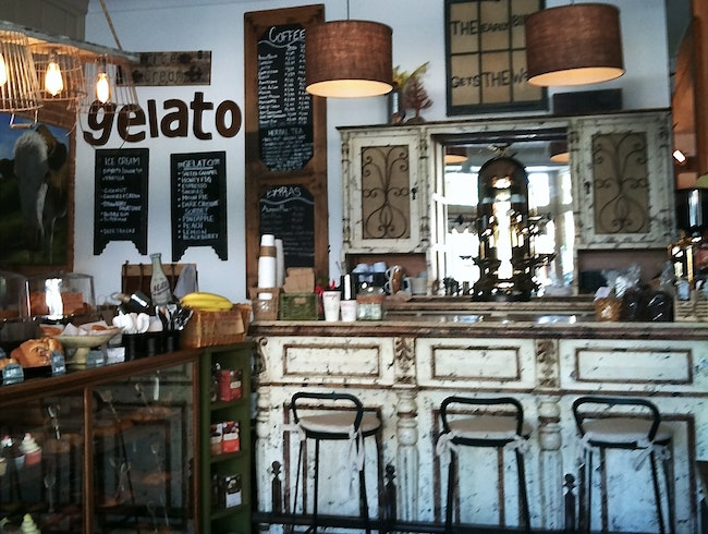 French Cafe and Provisions in Historic Roswell