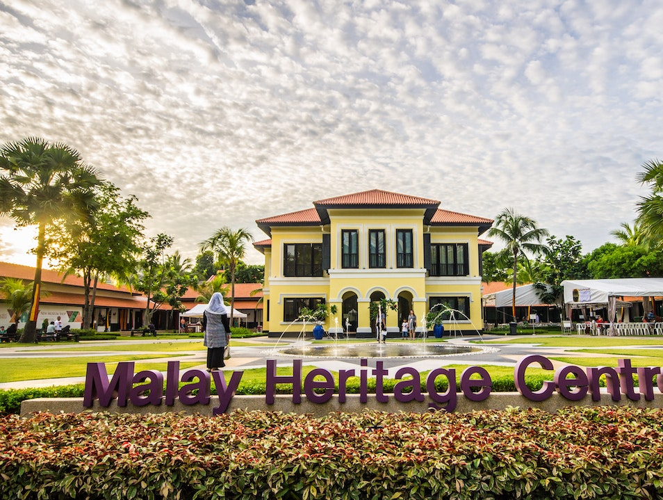Exploring Malay heritage in Kampong Glam Singapore  Singapore