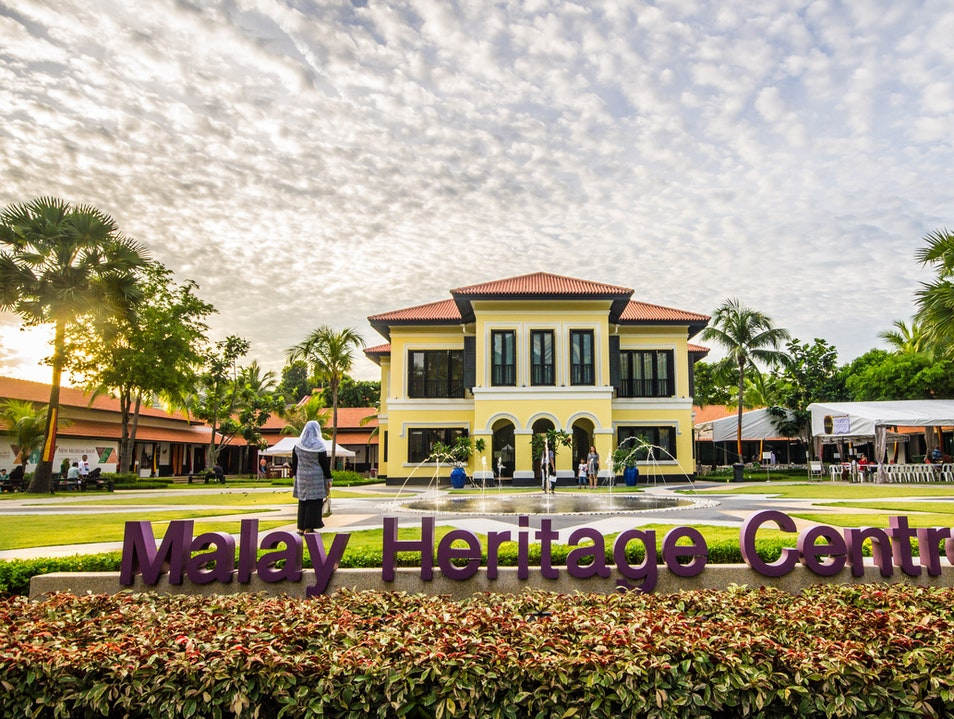 Exploring Malay heritage in Kampong Glam