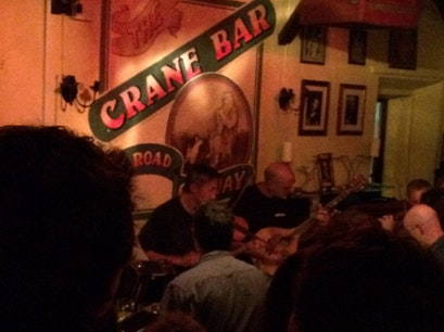 The Crane Bar Galway  Ireland