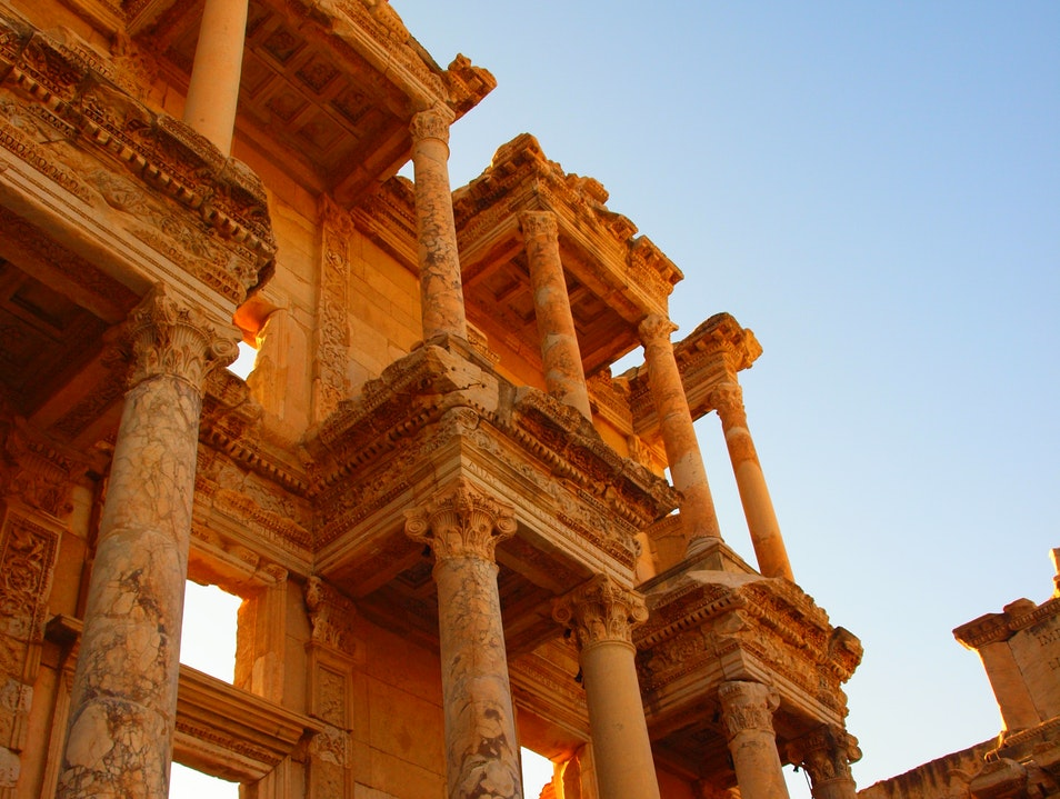 Ephesus in a day from Istanbul