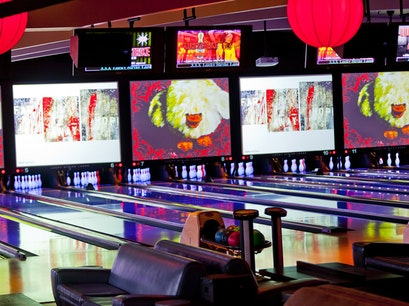 Lucky Strike Lanes Boston Massachusetts United States