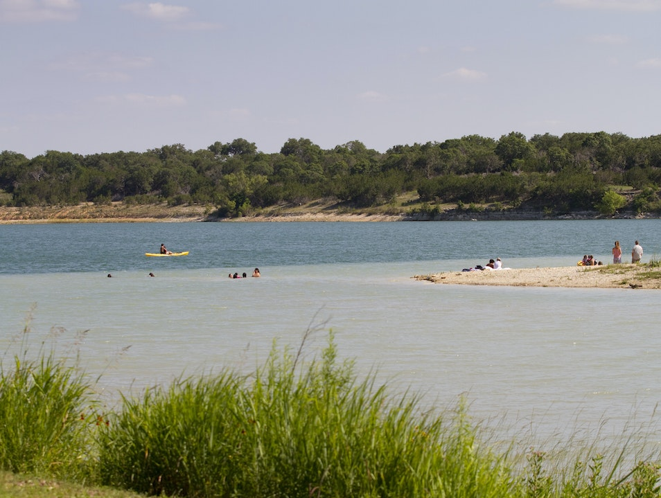 My Own Private Lake Boerne Texas United States