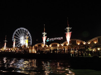 Asiatique The Riverfront Bangkok  Thailand