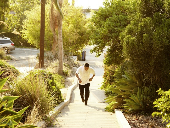 Where They Walk (or Run) in L.A.