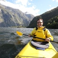 Roscos Milford Sound Sea Kayaks Te Anau  New Zealand