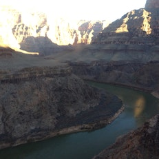 Over The Grand Canyon