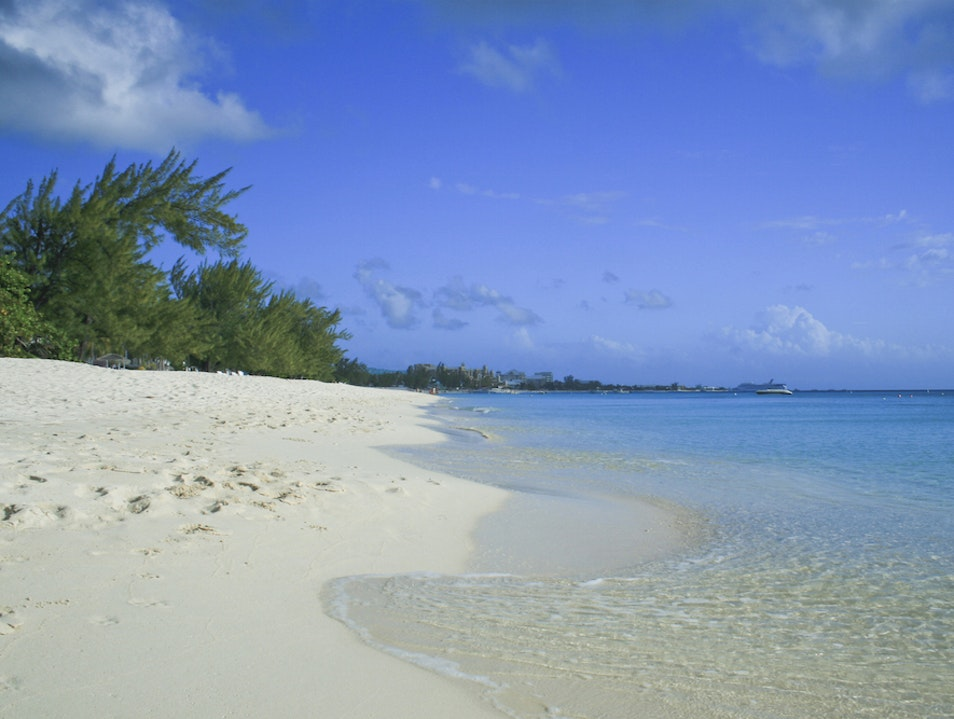 Reserve a Plot at Cemetery Beach  West Bay  Cayman Islands