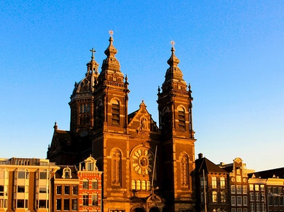 Basilica of St. Nicholas Amsterdam  The Netherlands