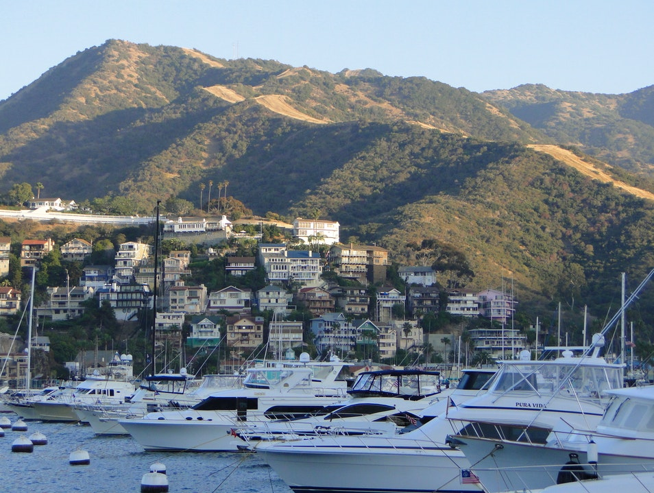 A European Escape off the Californian Coast Avalon California United States