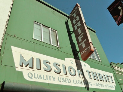 Mission Thrift San Francisco California United States