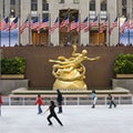 Rockefeller Center New York New York United States