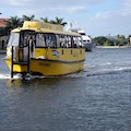 Water Taxi  Hollywood Florida United States