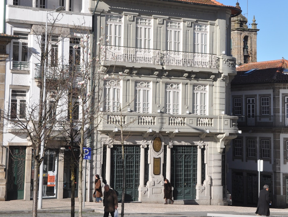 A Boutique Hotel in the Historic Centre of Guimarães