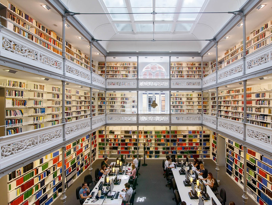 utrecht university library | utrecht | the netherlands | afar