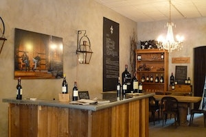 Boudreaux Cellars Tasting Room