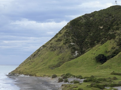 East Cape Gisborne  New Zealand