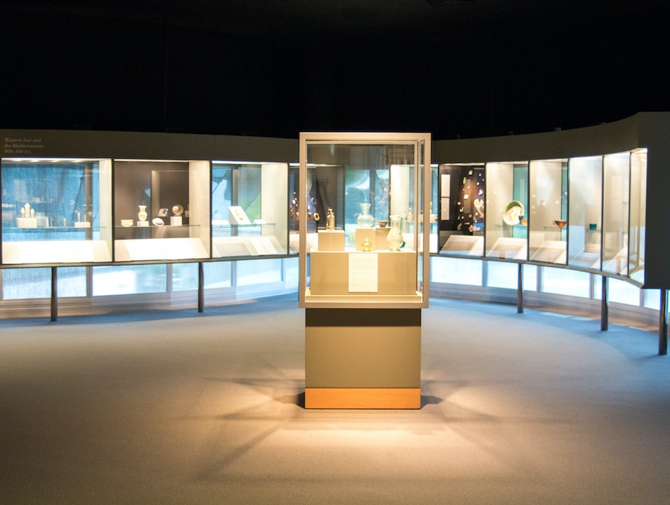 The Corning Museum of Glass: The Intersection of Art and Science Corning New York United States