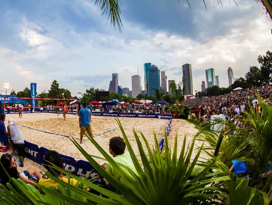 Freedom Over Texas Women's Outdoor Volleyball Final Houston Texas United States