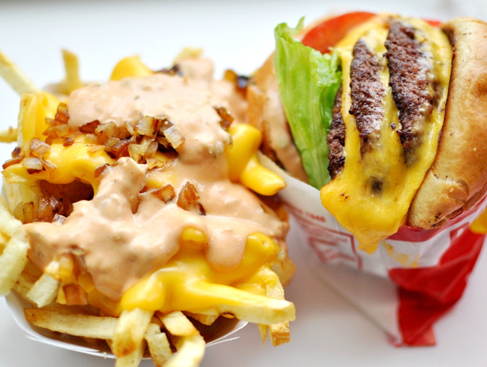 The Fast-Food Burger That Can't Be Beat Las Vegas Nevada United States