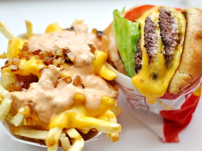 In-N-Out Burger Las Vegas Nevada United States