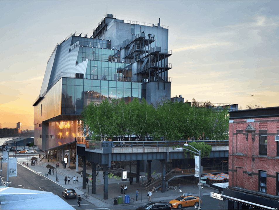Whitney Museum of American Art New York New York United States