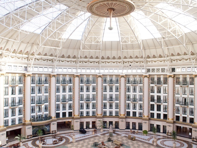 Experience an Historic Grand Hotel in Indiana