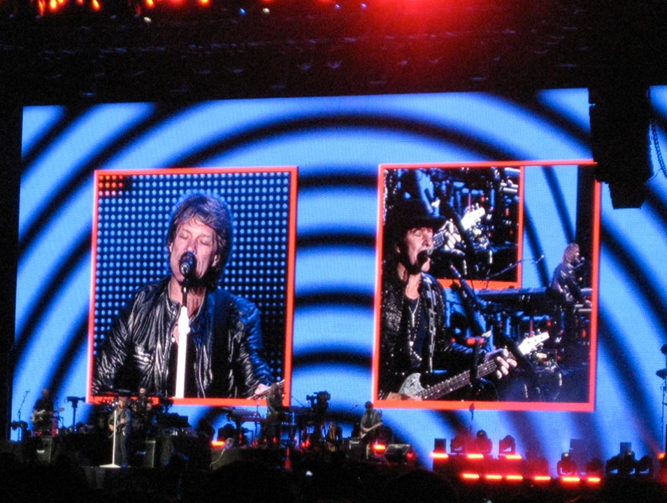 From Rock to Ranchera at Foro Sol Mexico City  Mexico