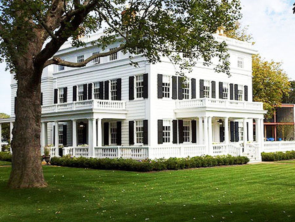 Topping Rose House: A Luxury Hotel Escape in the Hamptons Bridgehampton New York United States