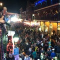 Bourbon St. New Orleans New Orleans Louisiana United States