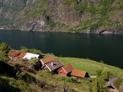 Otternes Farm  Aurland  Norway