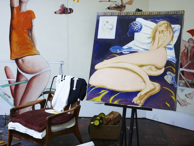 Brett Whiteley Studio, Sydney